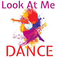 Look at me Dance Logo Icon